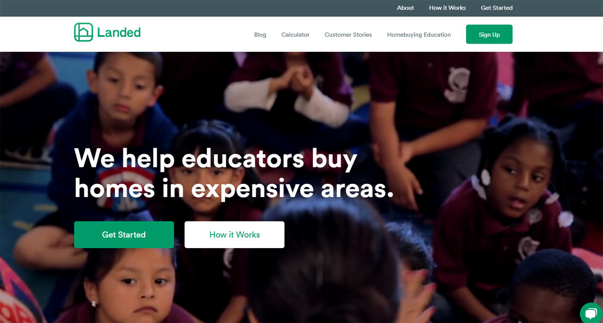 Landed, a Referral Network That Targets Teachers