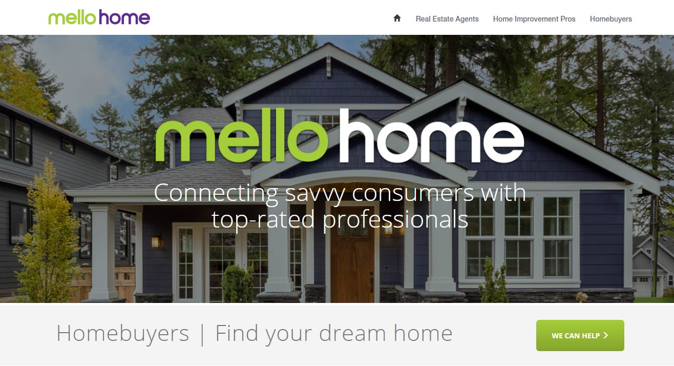 mellohome website